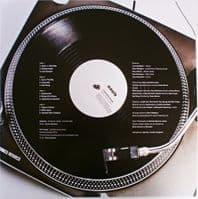 OASIS Definitely Maybe Vinyl Record LP Big Brother 2014